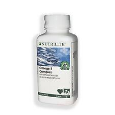 NUTRILITE™ Omega-3 Complex -Fish Oil 130 mg 90 Capsules from UK Amway
