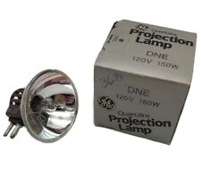DNE 150W 120V Projection Lamp General Electric