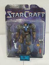 BLIZZARD STARCRAFT Epic Action Figure TERRAN MARINE Unopened Package1998