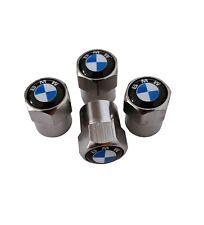 BMW Auto Ventilkappen | Silber | 1er 3er 5er 7er X1 X3 X5 X6 M3 M5 M6 | NEU 2018