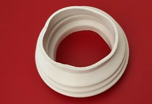 Saniflo & Any Macerator rubber toilet wc connector extra thick rubber