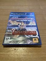 Sony PlayStation PS2 Pal MIDNIGHT CLUB 3 DUB EDITION REMIX New Factory Sealed