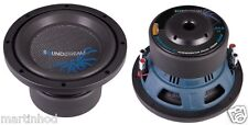 """NEW* Soundstream R3.8 Reference R3 8"""" Dual 2-ohm Subwoofer, 500w RMS"""