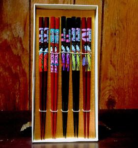 Delightful Elegant Bamboo Chopsticks Collectibles- Make eating Chinese fun