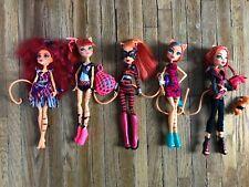 Monster High Dolls Toralei Freak du chic , sports ghoul, Cat Tastrophe 1st wave