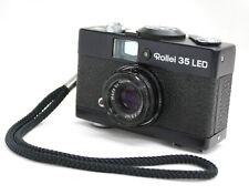 Rollei 35 LED Avec Triotar 40mm F/3.5 Compact 35mm Caméra à Film De Japon
