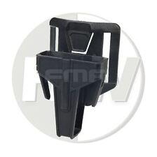 Airsoft fma nylon fsmr verrouillage magazine poche série m 5.56 ceinture noire rigide