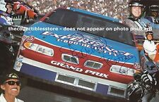 RICHARD PETTY AUTOGRAPHED SIGNED DRIVING EXPERIENCE RACING NASCAR PHOTO POSTCARD