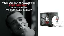 16 CD + 2 Dvd Box Cofanetto EROS RAMAZZOTTI i successi the best il meglio nuovo