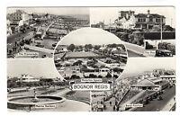 Bognor Regis - Multiview Real Photo Postcard 1967