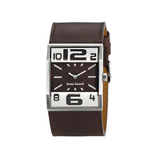 BRUNO BANANI MEN'S WATCH (MENS) BR21000 BRIX IN BROWN WITH BOX & ISSUES NEW