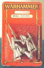 Warhammer High Elf Sword Master Command (8506J)--Factory Sealed Pack