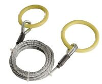 Timber Tuff TMW-38 Log Choker Cable with Tow Ring