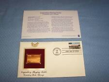 COMISKEY PARK CHICAGO WHITE SOX  FDC  Stamp  MINT 2001