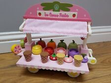 Wooden Toy Ice Cream Shop/ Parlor