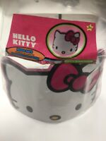 8x Hello Kitty Pink Crown Tiara Style Birthday Party Paper Hats