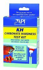 API Carbonate Hardness Tap Water Test Kit Freshwater Saltwater Aquarium Monitor