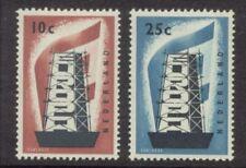 NVPH 681-682 Europa-zegels 1956 postfris (MNH)