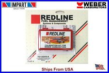 Redline Weber Carburetor Jet Pack Kit 32/36 High Altitude DGAV DEGV 701-DGV4A