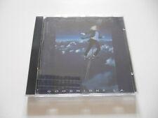 """Magnum """"Good night LA"""" 1990 Rare  Aor cd Time Records New"""