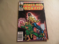 Power Man and Iron Fist #95 (Marvel 1983) Newsstand Variant / Free Domestic Ship
