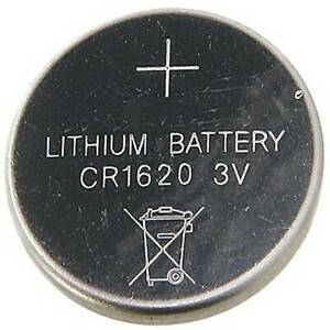 CR1620 3V Lithium Batteries BR1620 DL1620 Button Cell Battery