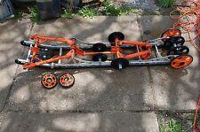 2008 ARCTIC CAT M8 SNO PRO 153 FLOAT SKID