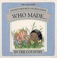 Who Hecho : en País por Butterworth, Nick