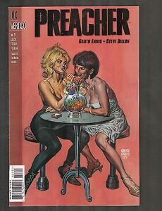 Preacher #27 ~ Garth Ennis Story / Steve Dillon Art ~ 1997 (9.2) WH