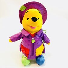 """Winnie the Pooh Talking Interactive Plush Doll Fisher Price Learn N' Dress 13"""""""