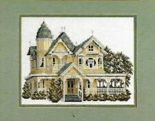 Victorians Across America in Counted Cross Stitch Donnelly House Mt Dora FL