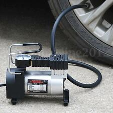 Electric 12V Car Auto Air Compressor Pump Tyre Tire Inflator With 150PSI Gauge