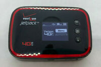 VERIZON PANTECH 291LVW JETPACK 4G LTE MiFi Broadband Hotspot Modem AS IS