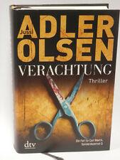 Verachtung, Thriller von Jussi Adler Olsen