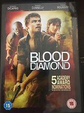 Blood Diamond DVD with Leonardo Di Caprio