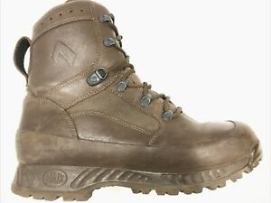 HAIX Combat High Liability Boots Gore-Tex Male Brown Leather 11W G1 #3806