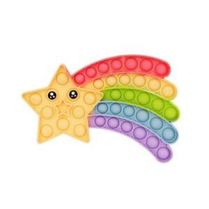 Push Pop Bubble Fidget Toy it Stress Relief Special Needs Autism kids UK