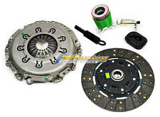 FX RACE CLUTCH KIT + SLAVE CYLINDER for 1999-2002 MERCURY COUGAR 2.5L V6 DURATEC