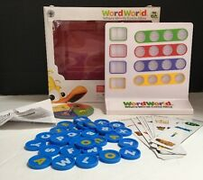 PBS Kids Word World Word Roll Word building game