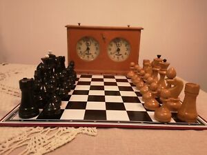 Russian Chess Set