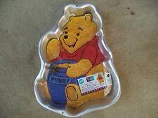 Wilton Winnie the Pooh Cake pan Mold 1998 tin INSERT - New - 2105-3000