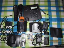 Telefono varie (ISDN E ANALOGICO, anche senza fili) e ripuliti