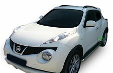 Nissan Juke 2010-up Barres Latérales Chrome Acier Inoxydable S paire