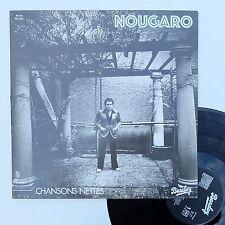 """Vinyle 33T Claude Nougaro  """"Chansons nettes"""""""