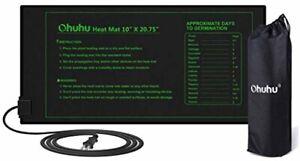 Ohuhu Waterproof Seedling Plant Heat Mat Large Warm Hydroponic Heating Pad