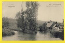 cpa FRANCE 76 - VITTEFLEUR (Seine Maritime) La DURDENT au GRAND MOULIN