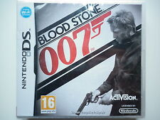 James Bond 007 Blood Stone Jeu Vidéo Nintendo DS