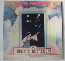 LOUISE FORESTIER (LP 33T) AU THEATRE OUTREMONT