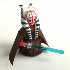 Lego Star Wars CUSTOM JEDI MASTER SHAAK TI-Set 7931 + CUSTOM robe/Cape