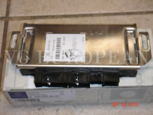 Mercedes-Benz R230 SL-Class Genuine Front SAM Control Module NEW SL500 SL550